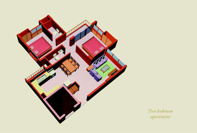 2 BHK Apartment in Bengal DCL Malancha