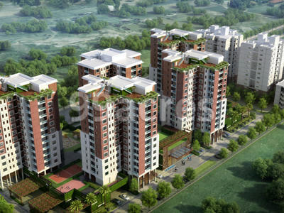 Emami Realty and Bengal Eco Housing Swan Court New Town, Kolkata East