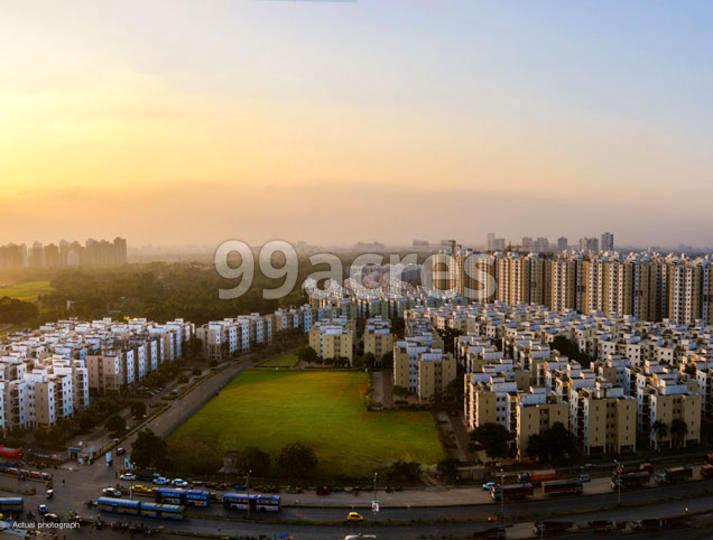 Sukhobrishti Spriha Aerial View