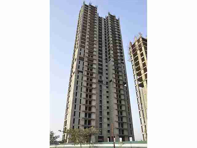 Jaypee Greens The Orchards construction status 31/03/2016
