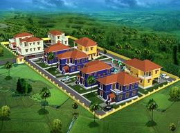 BF Homes BF Green Park Siolim, North Goa