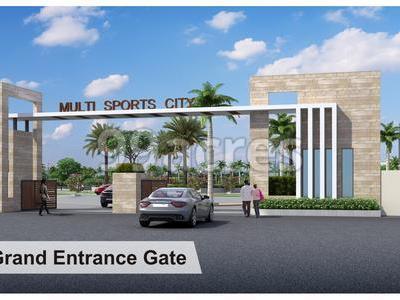 Bharat Developers Multi Sports City Amleshwar, Raipur