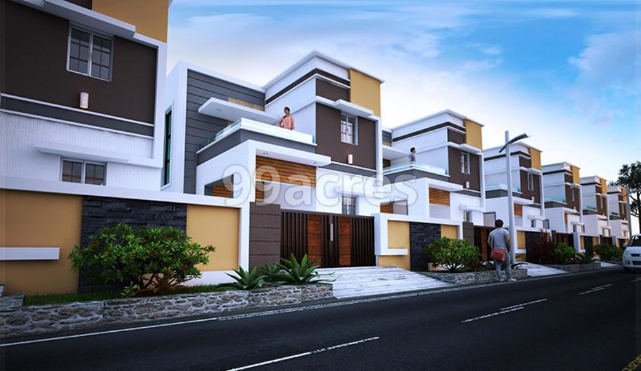 Bharath Green City Avenue Villas