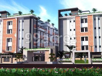 Bharathi Homes And Realtors Bharathi BrikHouse Vanagaram, Chennai West