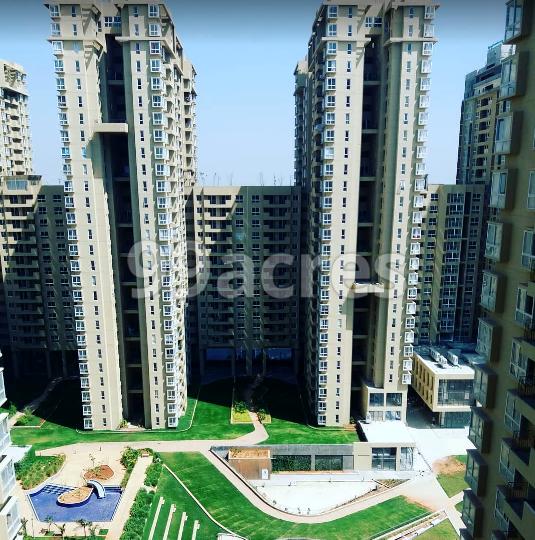 Bhartiya City Nikoo Homes Phase 2 Elevation