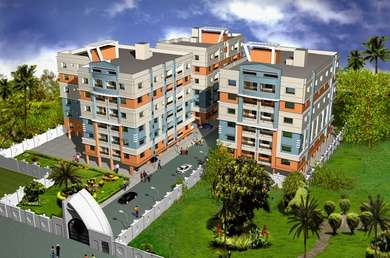 Bhawani Group Builders Bhawani Tridev Garden Phase I Kestopur, Kolkata North