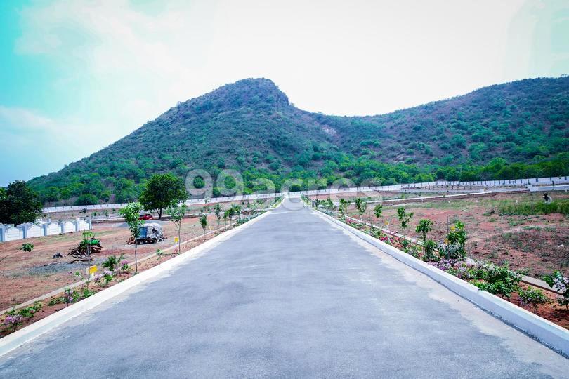 Bhoomatha Sri Chakra Green Valley Internal Road