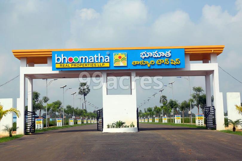 Bhoomatha Thalluri Township Entrance
