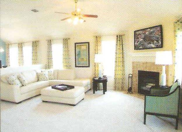 Bhoomathas Srinivasam Living Room