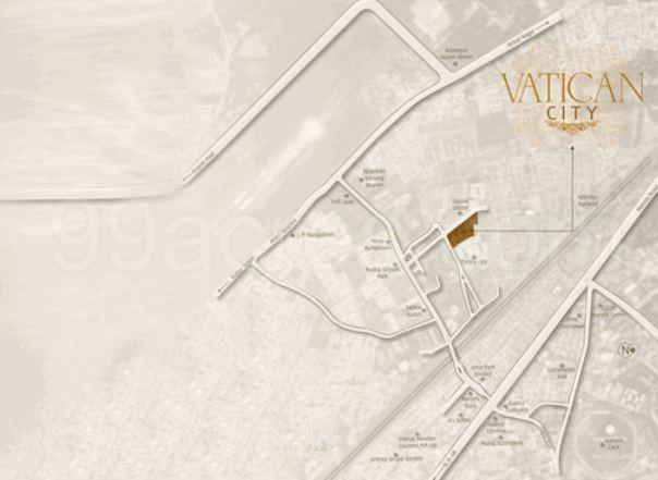 Bhoomi Developers Bhoomi Vatican City Map - Bhoomi Vatican City ...