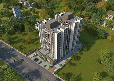 Binori Buildcon Binori Gracia South Bopal, SG Highway & Surroundings