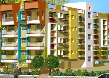 Biswanath Developers And Construction Biswanath Mrinalini Residency Belgachia, Kolkata North