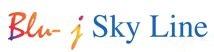 LOGO - Blu J Sky Line