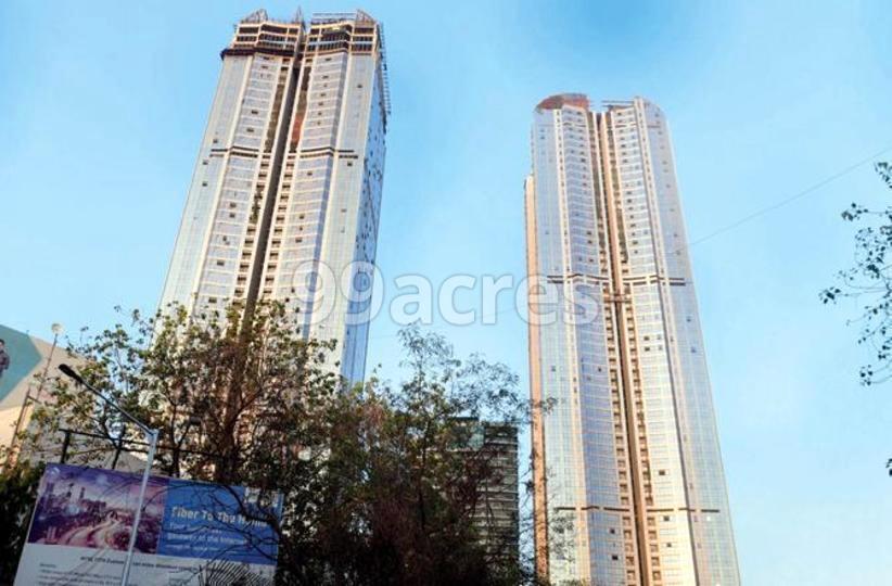 Bombay Realty Island City Center Elevation