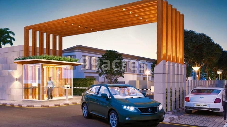 BPTP District Entrance