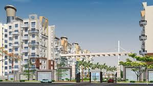 Bramha Sun City Phase 2 Elevation Front Image