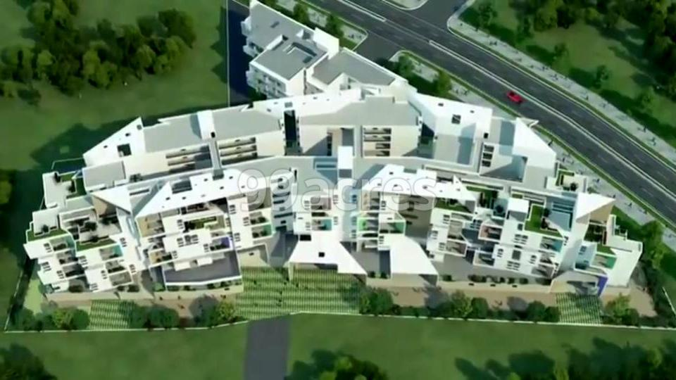 Parkside at Brigade Orchards in Devanahalli, Bangalore North