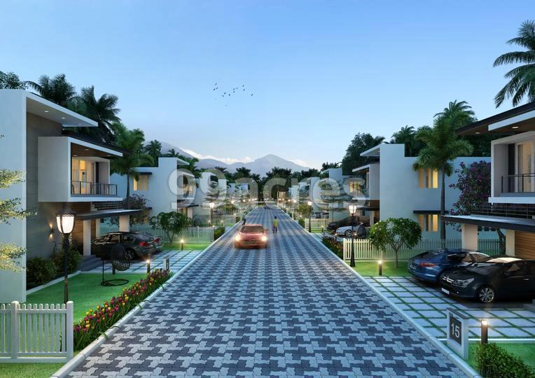 Build Own Cloud Ville Villas