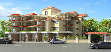 Buildmore Infrastructures Buildmore Classic Mapusa, North Goa