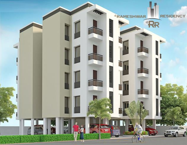 Shree Rameshwar Residency Cover