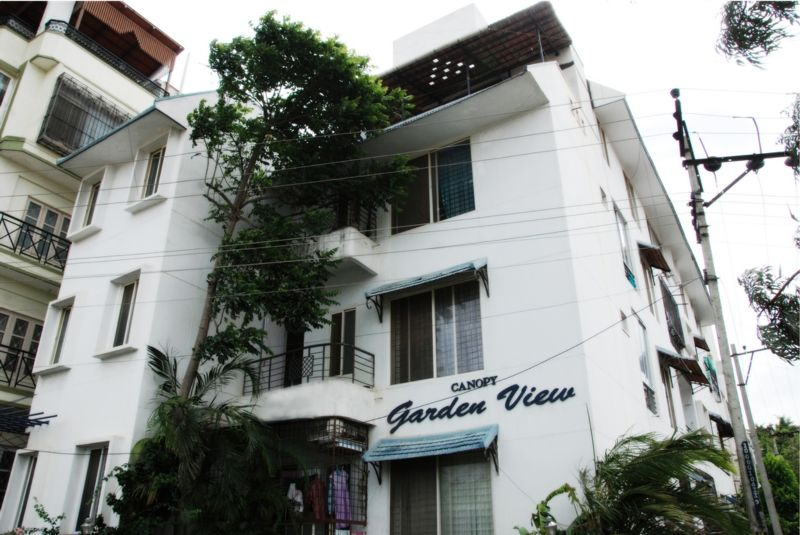 Canopy Garden View & Canopy Estates Builders Canopy Garden View Rustam Bagh Layout ...