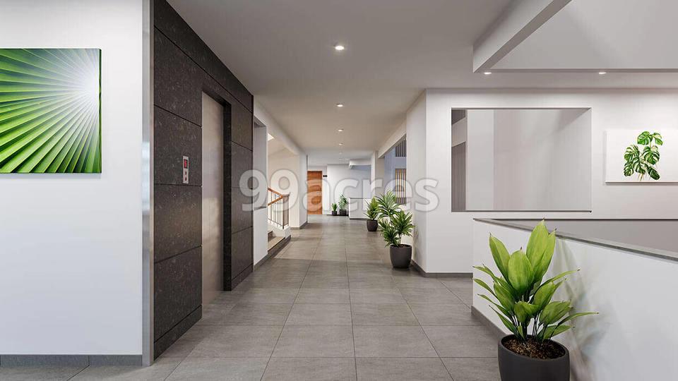 The Palm Lift Lobby