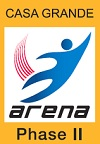 LOGO - Casagrand Arena Phase 2