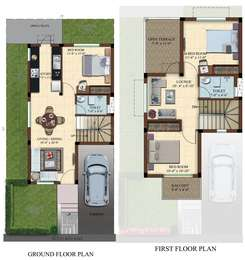 3 BHK Villa in Casagrand Arena Phase 2