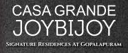 LOGO - Casagrand Joybijoy