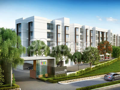 Casagrand Builder Casagrand Asta Korattur, Chennai North