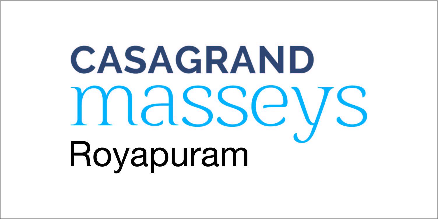 LOGO - Casagrand Masseys