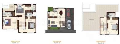 4 BHK Apartment in Casagrand Pallagio