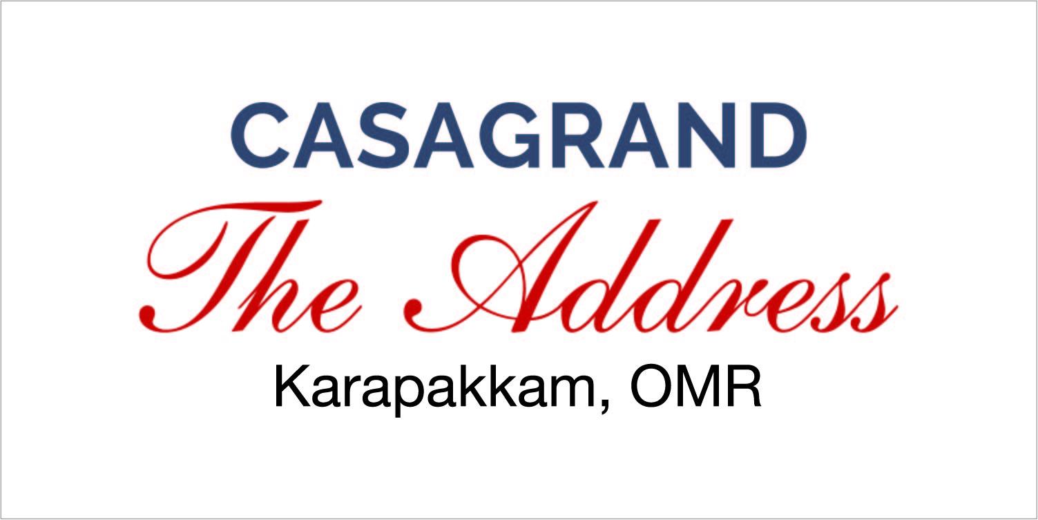 LOGO - Casagrand The Address