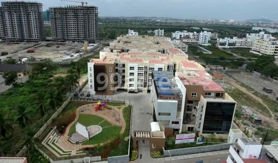 Casagrand The Address Aerial View