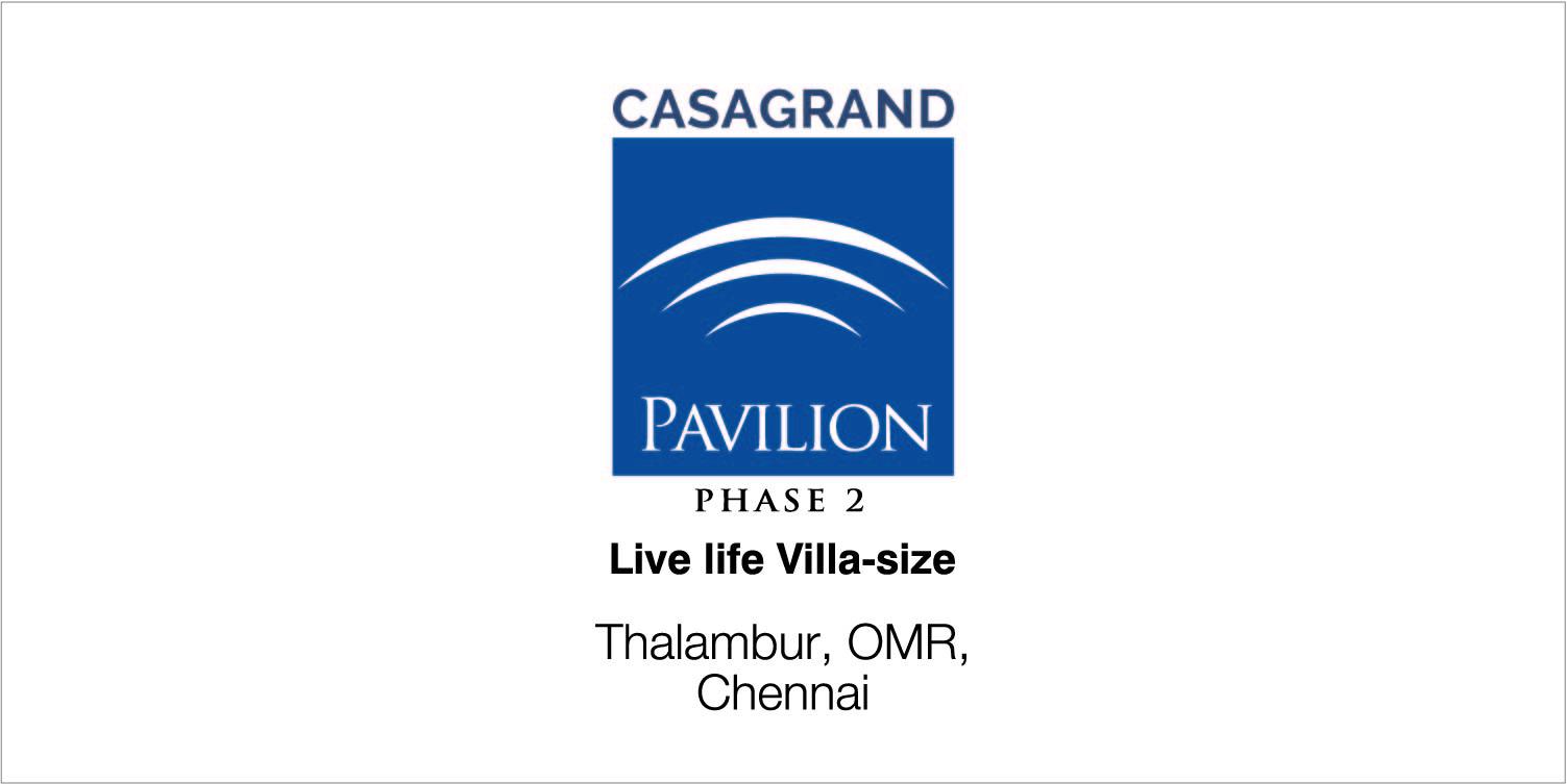 LOGO - Casagrand Pavilion Phase 2