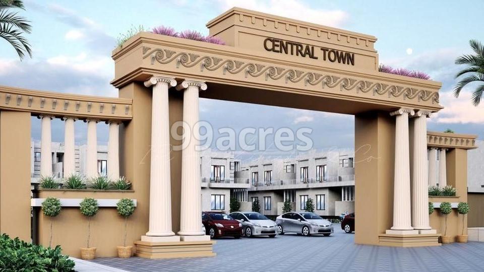 Central Town Entrance