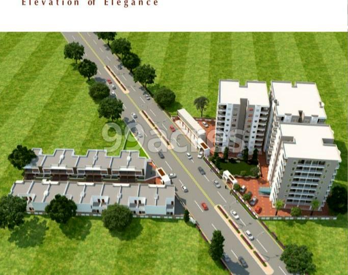 Century Heights Aerial View
