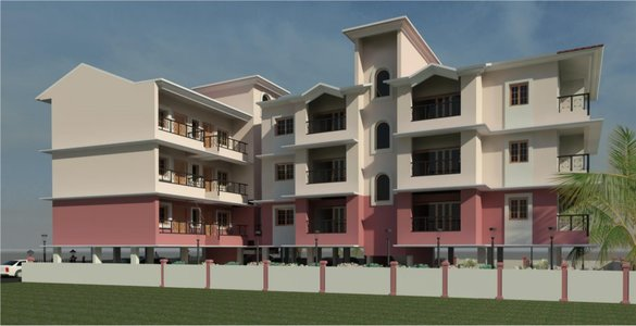 Chamunda Enclave in Mapusa, North Goa