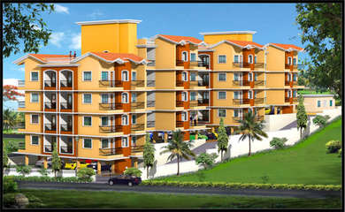 Chamunda Developers Chamunda Ruturaj Residency Mapusa, North Goa