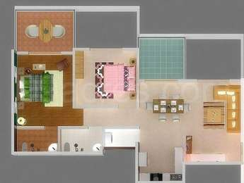 2 BHK Apartment in Chintamani The Almonds