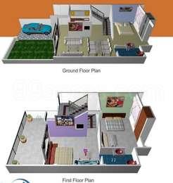 3 BHK Villa in Citizen Pearl