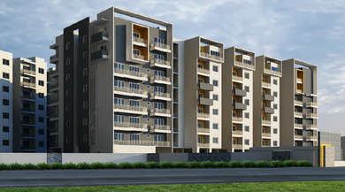 CMRS Group Builders CMRS Mulberry Mist Varthur, Bangalore East