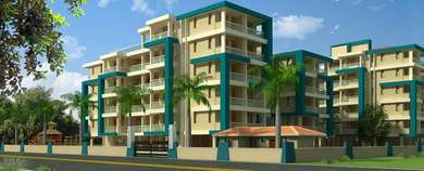 Commonwealth Developers CD Jade Blue Fatorda, Margao
