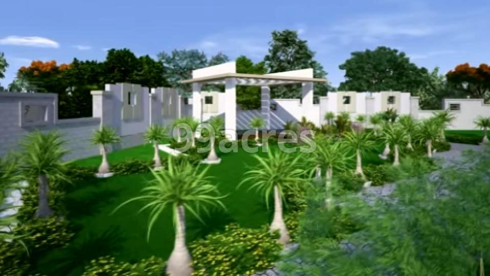 The Commune Artistic Garden