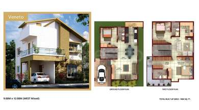 3 BHK Villa in
