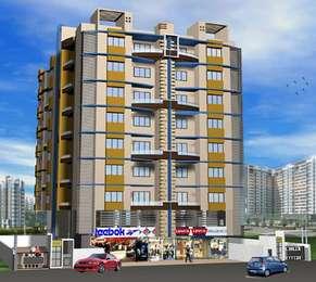 Concrete Developers Concrete Ghanshyam Laxmi Apartments Somalwada, Nagpur