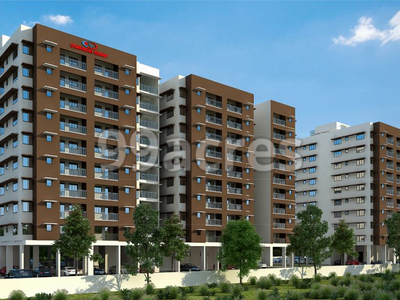 Confident Group Builders Confident Freesia Kakkanad, Kochi