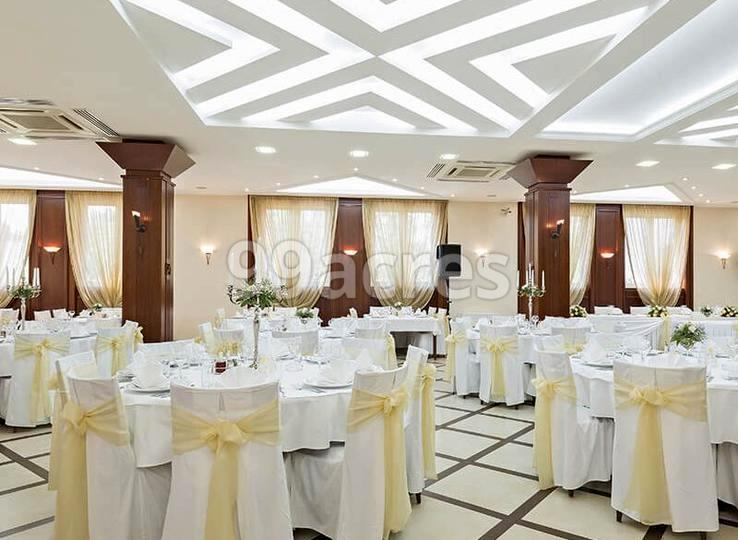 Confident Joinville Banquet Hall