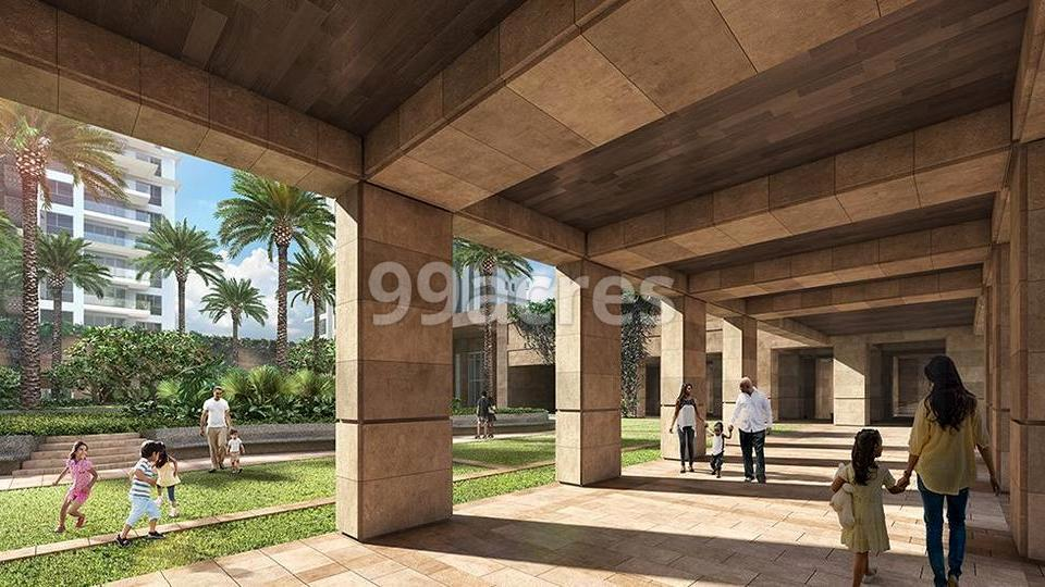 Conscient Elevate Exterior Landscape