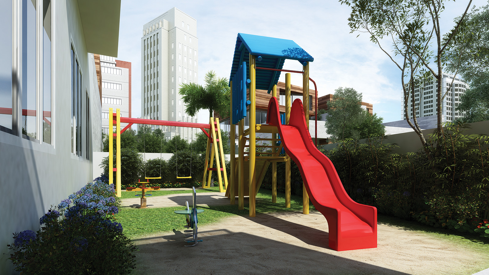 Cordial Jems Play Area